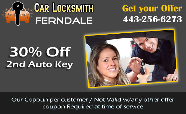 Car Locksmith Ferndale Coupon